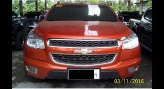 2015 Chevrolet Colorado 2.8L MT Diesel