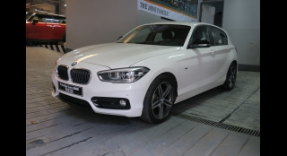 2016 BMW 1-Series Hatchback 1.6L AT Gasoline