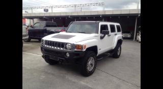 2006 Hummer h3 6.0L AT Gasoline