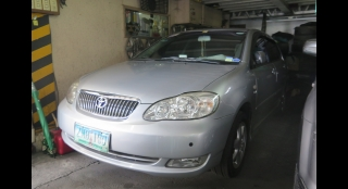 2007 Toyota Corolla Altis 1.6 G AT