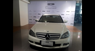 2008 Mercedes-Benz C-Class Seda C200 Avantgrarde 1.8L AT Gasoline