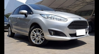 2014 Ford Fiesta Sedan 1.5 Trend AT