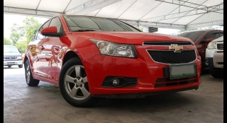 2010 Chevrolet Cruze 1.8 LS A/T