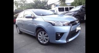 2015 Toyota Yaris 1.3L AT Gasoline