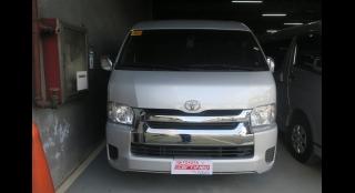 2016 Toyota Hiace 2.5L AT Diesel