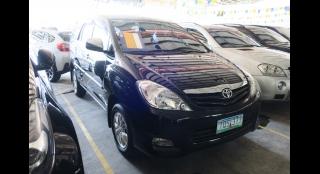 2012 Toyota Innova G Gas AT