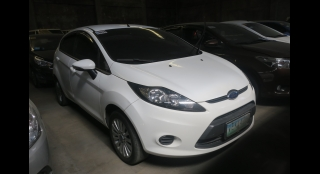 2012 Ford Fiesta Hatchback Trend AT 1.4L