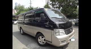 2013 Nissan NV350 Urvan 1.5L MT Diesel