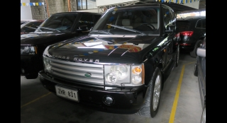 2005 Land Rover Range Rover 4.4L V8