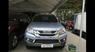 2016 Isuzu mu-X 2.5L (4X2) AT Diesel