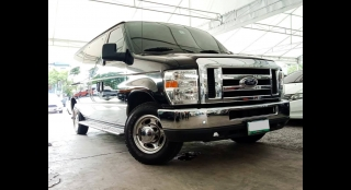 2009 Ford E-150 4.6L AT Gasoline