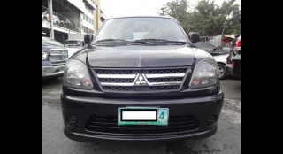 2010 Mitsubishi Adventure GLX