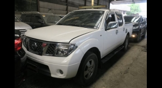 2014 Nissan Frontier Navara 2.5L MT Diesel
