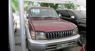 1997 Toyota Land Cruiser Prado GX MT Diesel