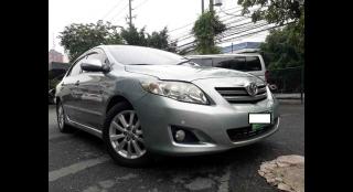 2009 Toyota Corolla Altis 1.6 V AT