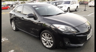 2014 Mazda 3 Sedan 1.6L AT Gasoline