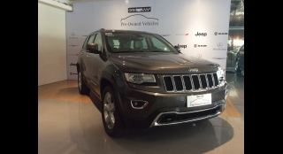 2014 Jeep Grand Cherokee Limited CRDi 4WD