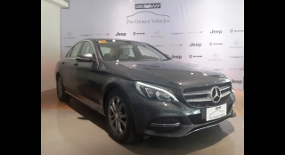 2015 Mercedes-Benz C-Class Sedan C200 Avantgarde