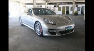 2010 Porsche Panamera 3.0L AT Gasoline