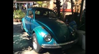1976 Volkswagen Beetle 1.0L MT Gasoline