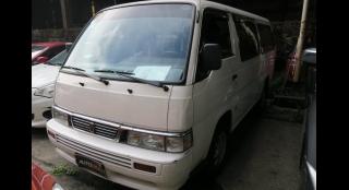 2014 Nissan Urvan 2.7L MT Diesel