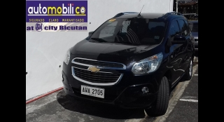 2015 Chevrolet Spin 1.5L AT Gasoline