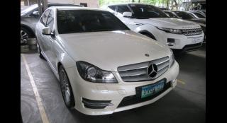 2013 Mercedes-Benz C-Class Sedan C220 CDI BlueEFFICIENCY