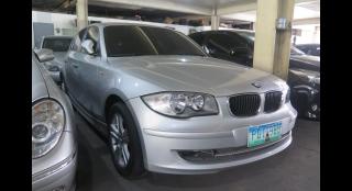 2010 BMW 1-Series Hatchback 120d Sport