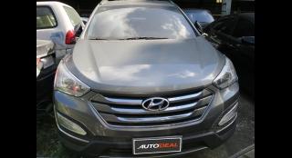 2013 Hyundai Santa Fe 6MT 4X2