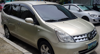2010 Nissan Grand Livina Elegance AT