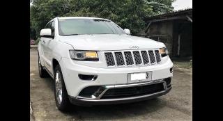 2015 Jeep Grand Cherokee 3.6L AT Gasoline
