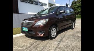 2014 Toyota Innova 2.5 E MT