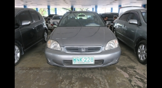 2000 Honda Civic VTi AT