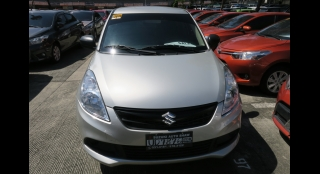 2016 Suzuki Swift Dzire 1.2L MT Gasoline
