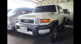 2016 Toyota FJ Cruiser 4L AT Gasoline