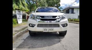 2015 Isuzu mu-X 3.0L AT Diesel