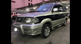 2002 Toyota Revo VX200 AT