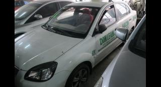 2010 Kia Rio Sedan 1.4L LX M/T