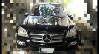 2009 Mercedes-Benz GL-Class GL 550
