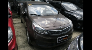 2014 Kia Rio Sedan 1.4L AT Gasoline