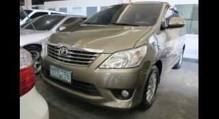 2012 Toyota Innova G Diesel AT