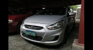 2014 Hyundai Accent Hatchback 1.6 E 6MT (Dsl)