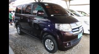 2013 Suzuki APV TYPE II GLX MT