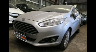 2014 Ford Fiesta Sedan 1.5 Titanium