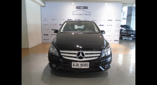 2014 Mercedes-Benz B-Class B 200 BlueEFFICIENCY AT