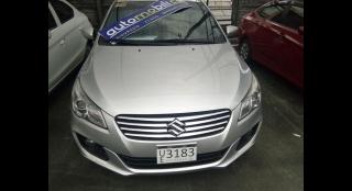 2016 Suzuki Ciaz 1.4L CVT Gasoline