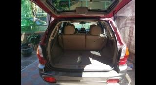 2002 Hyundai Santa Fe 2.4L AT Diesel