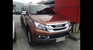 2016 Isuzu mu-X 3.0 LS-A 4x2 AT