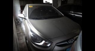 2014 Hyundai Accent Sedan 1.4 GL CVT