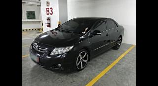 2009 Toyota Corolla Altis 1.6 G AT